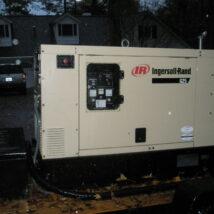 Ingersol Rand G-25 - Three Phase Diesel Generator ($9,000.00)