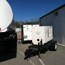 Multiquip 32 KVA Three Phase Diesel Generator
