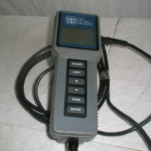 YSI - 85 Dissolved Oxygen Conductivity Salinity Temperature Meter with 12' cable
