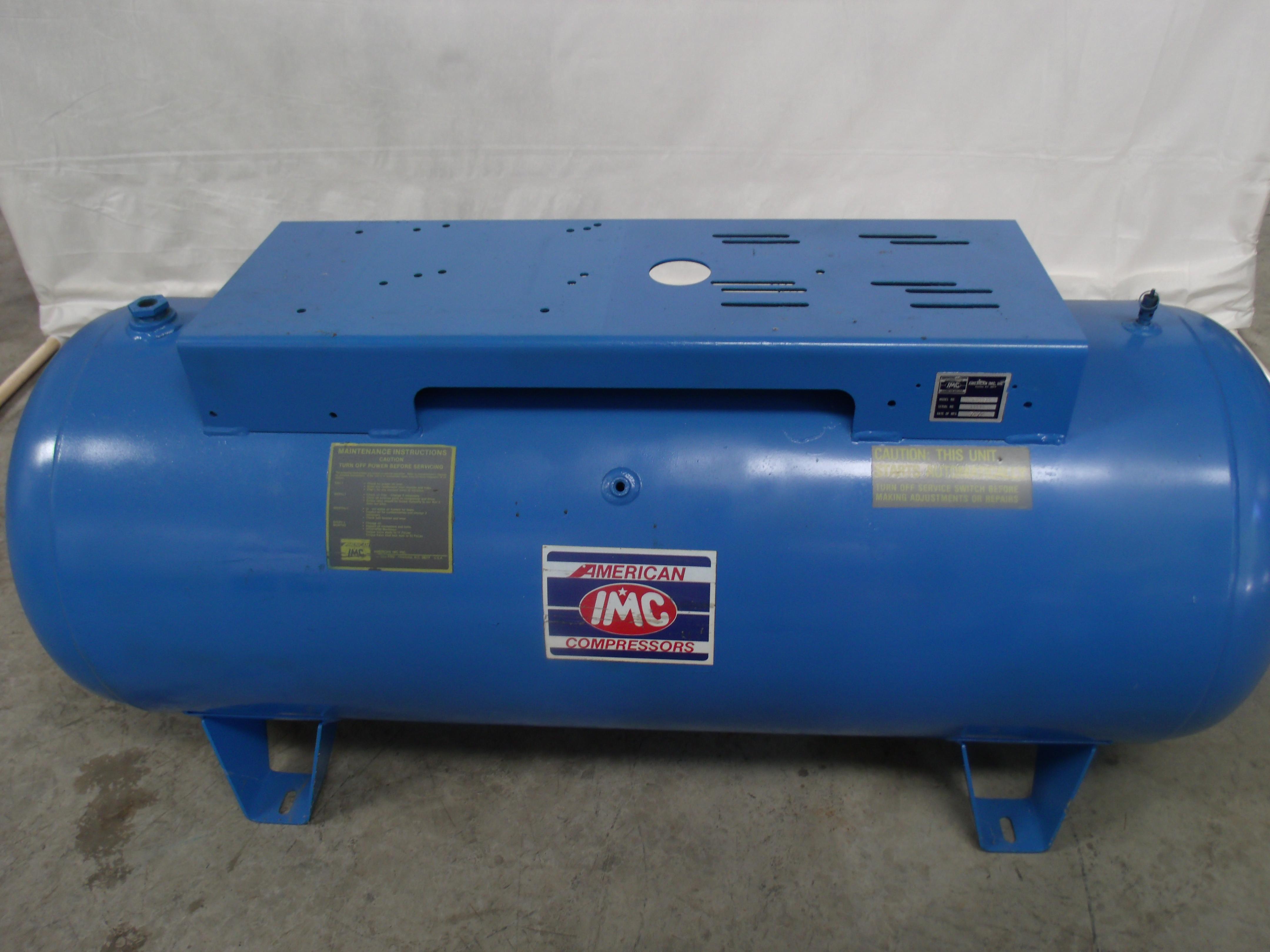 Knockout Pressure Tank American Imc Compressor Tank