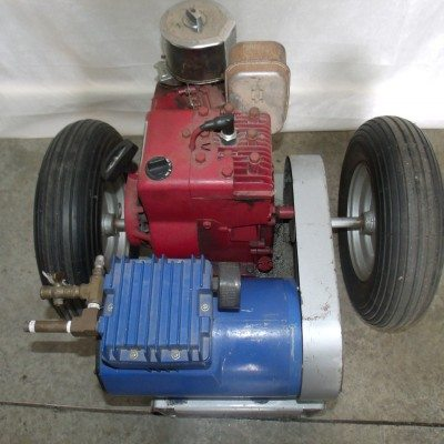 Water Pump Well Wizard Model 1107cx 75 Compressor