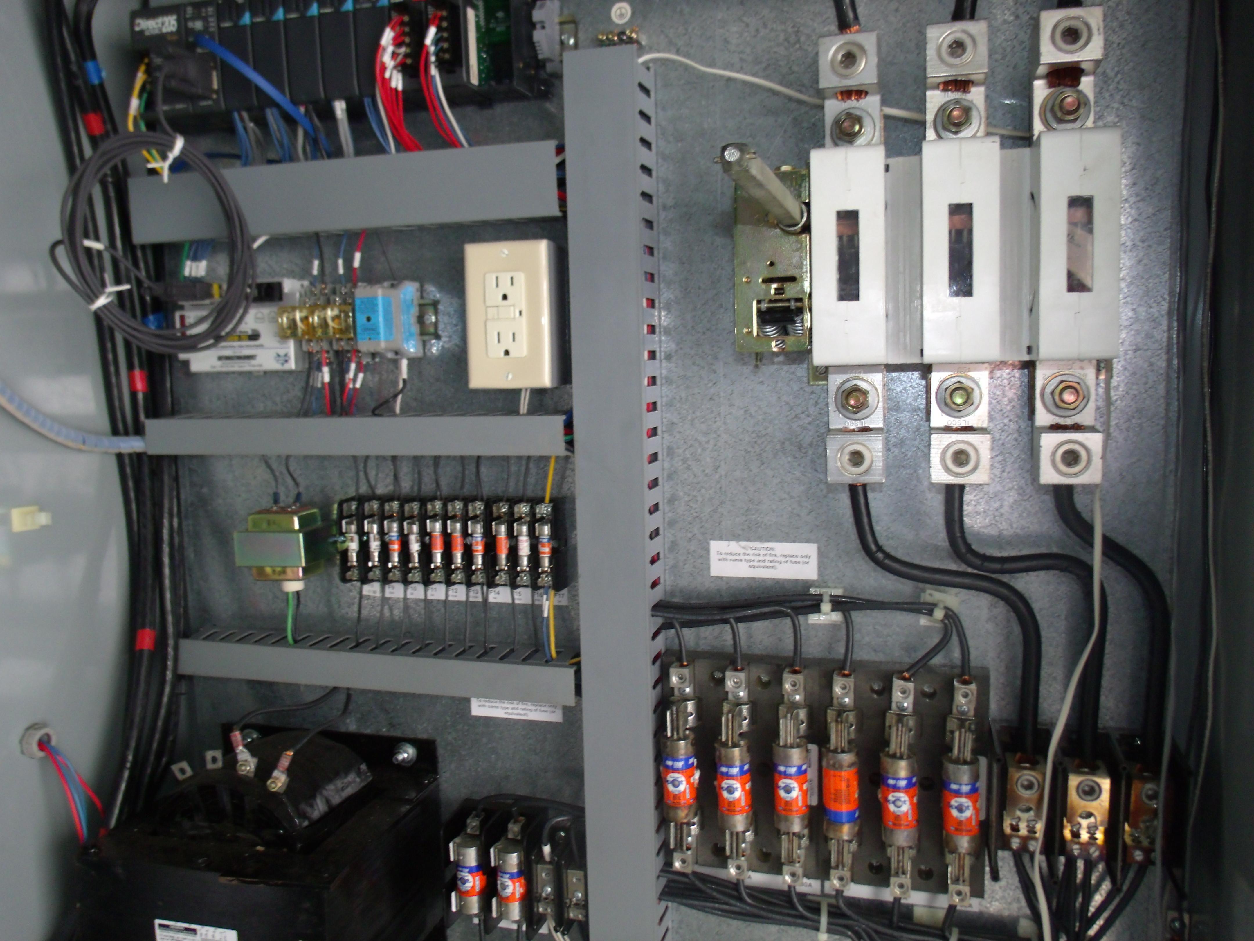 Groß Electric Panels Galerie - Verdrahtungsideen - korsmi.info